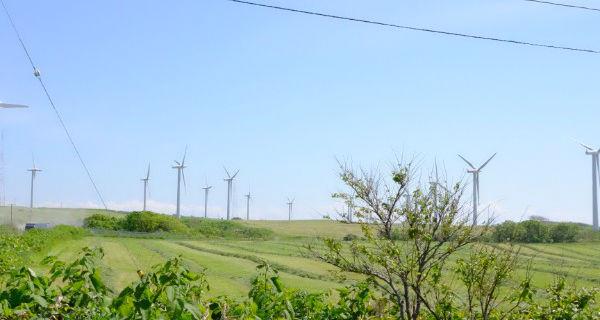 風車の街・苫前