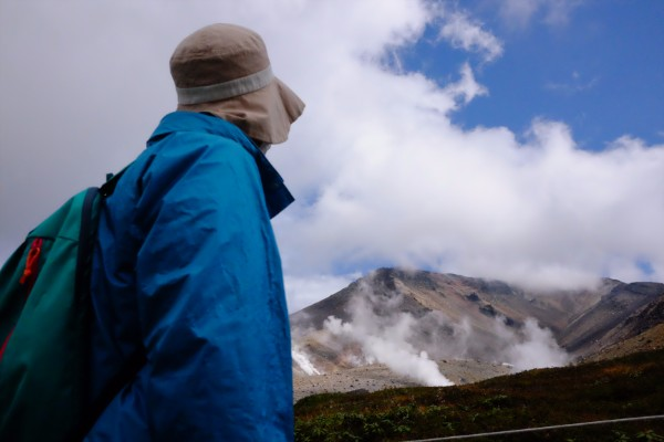 大雪山旭岳