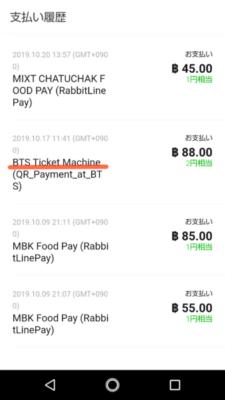 Rabbit LINE Pay