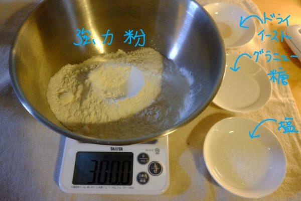 ミニマルパン製法